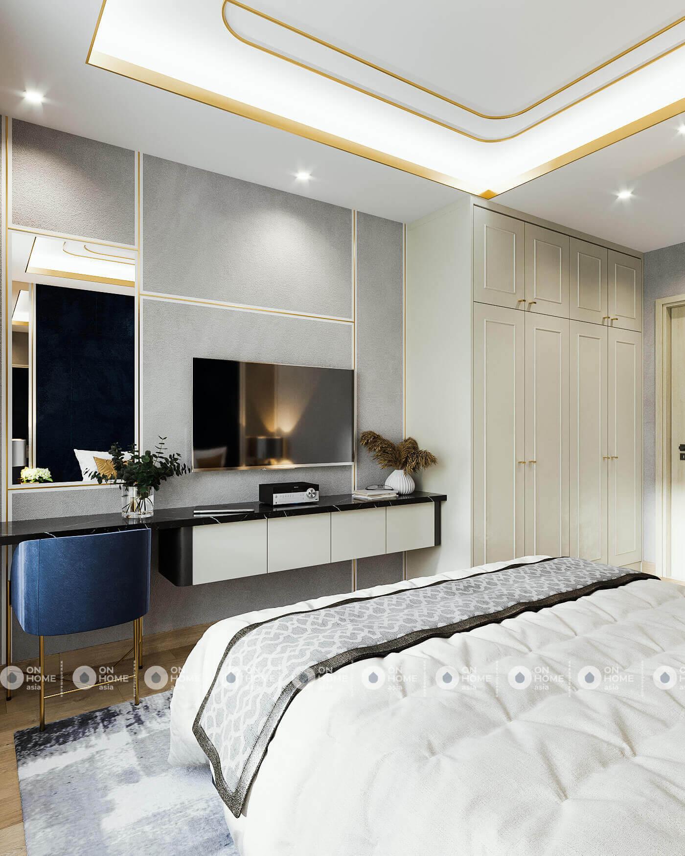 Một gốc phòng ngủ đẹp căn hộ 2 phòng ngủ