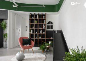 Căn hộ 1 phòng ngủ thiết kế thông minh