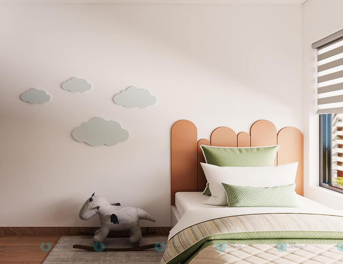 nội thất phòng ngủ cho trẻ cpo 2brc cho thuê