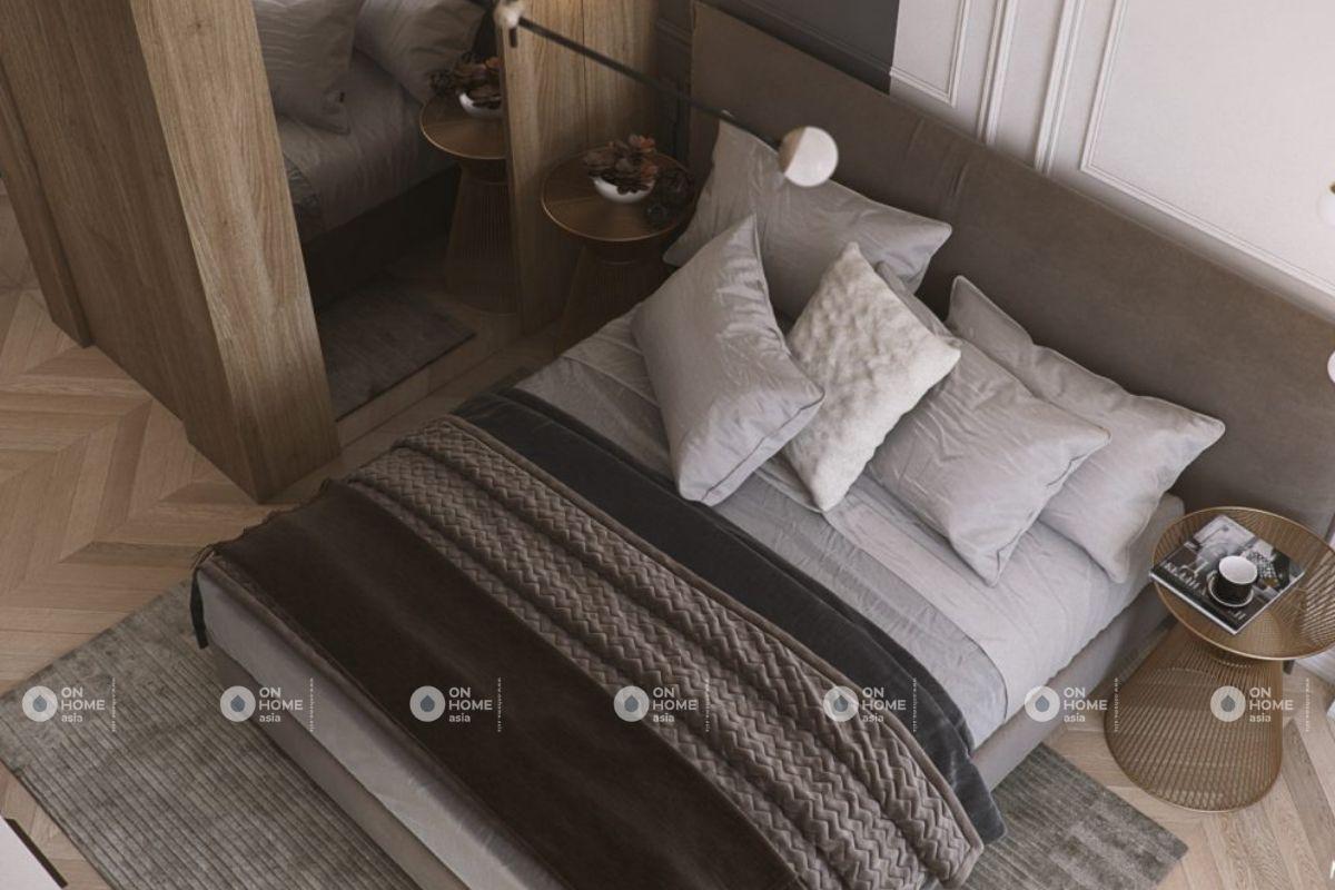 Nội thất phòng ngủ thiết kế tân cổ điển và hiện đại