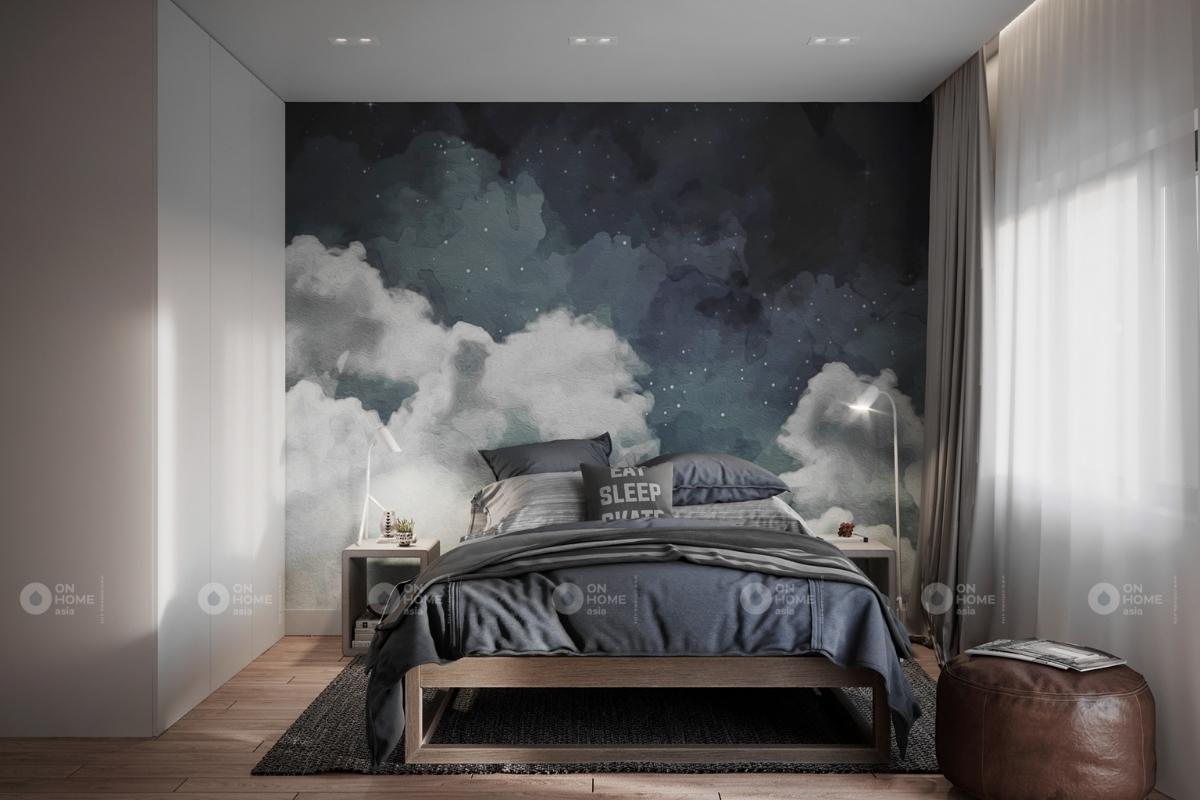 Thiết kế phòng ngủ tiện nghi à chú trọng sự cá nhân hóa