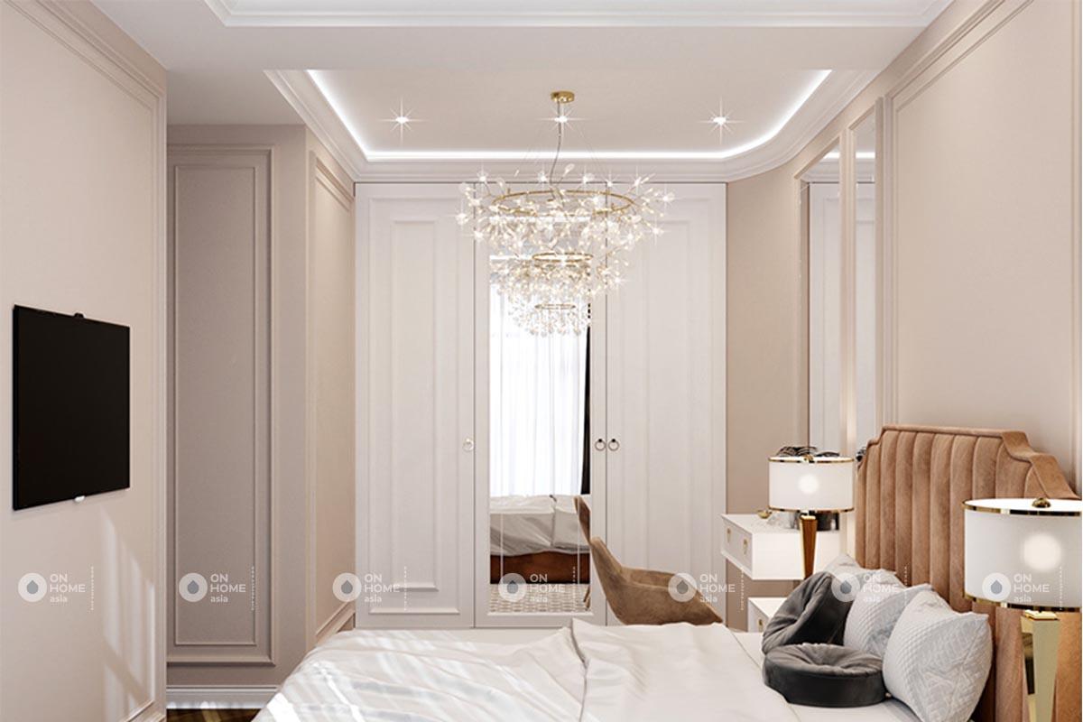 Đèn chùm phòng ngủ cực đẹp