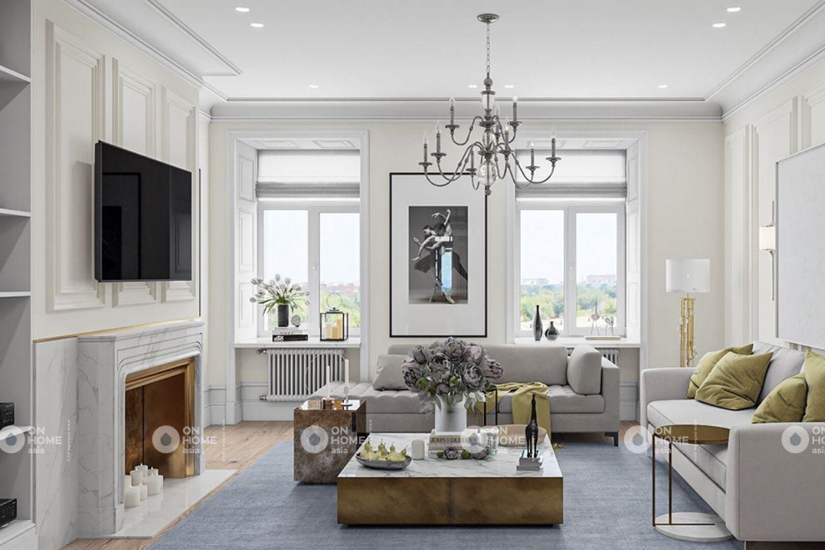 Thiết kế nội thất phù hợp với sở thích gia chủ
