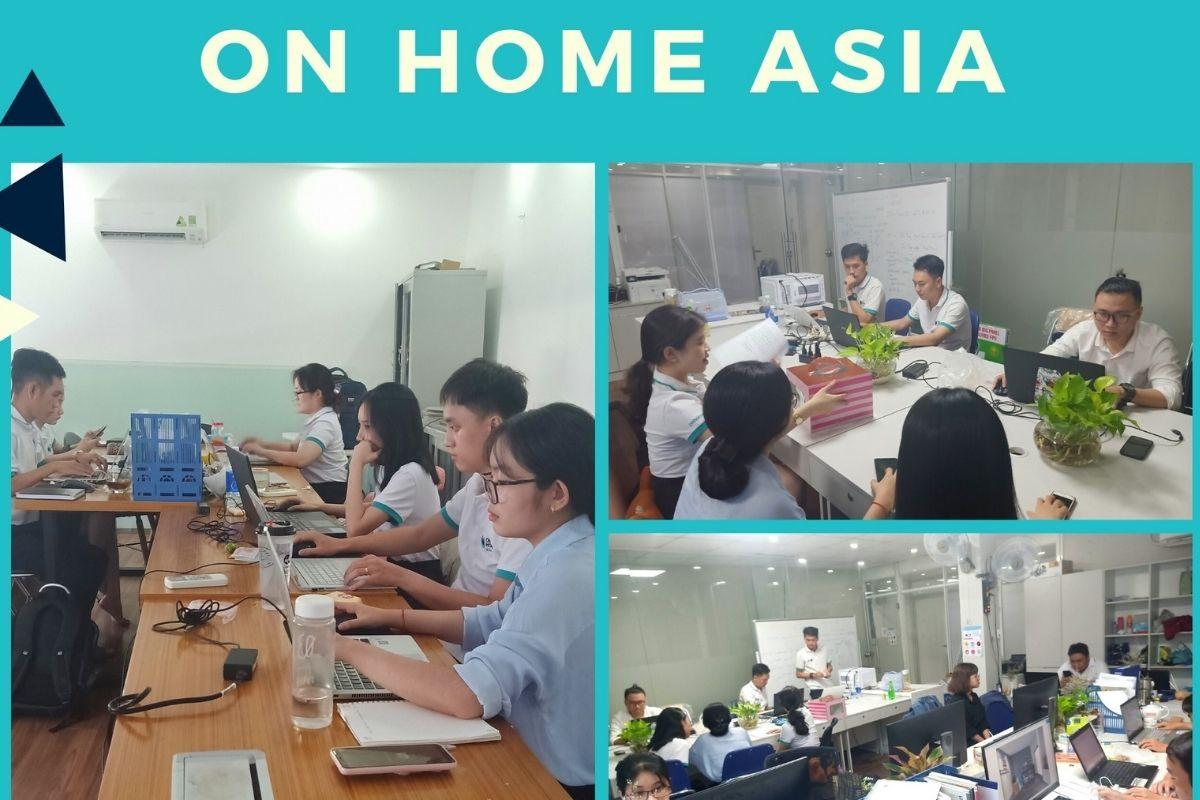 Đội ngũ On Home Asia