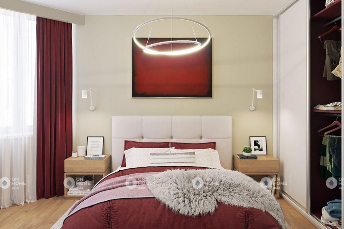 Nội thất chung cư 70m2 phong cách cổ điển sang trọng