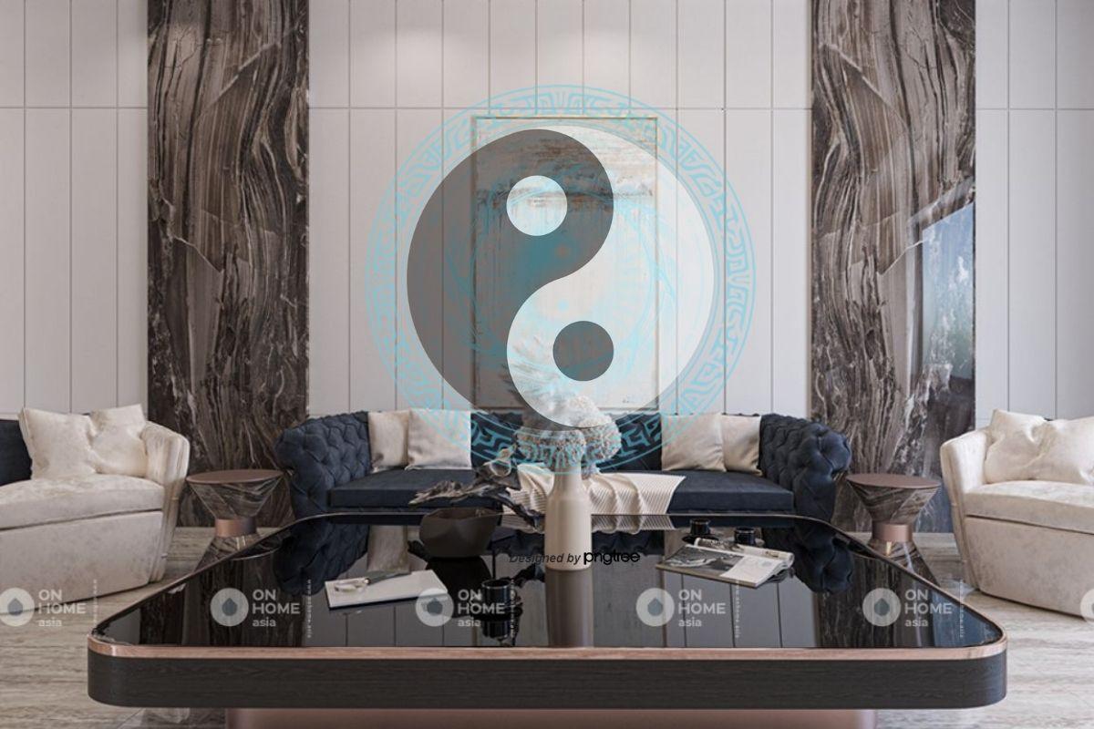 Thiết kế nội thất phải hợp phong thủy với mệnh gia chủ