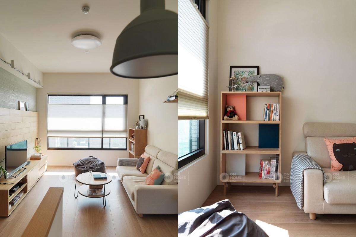 Thiết kế nội thất tối giản, mang vẻ đẹp tinh tế cho không gian