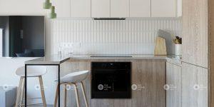 thiết kế nội thất chung cư 45m2 đẹp ngây ngất ánh nhìn
