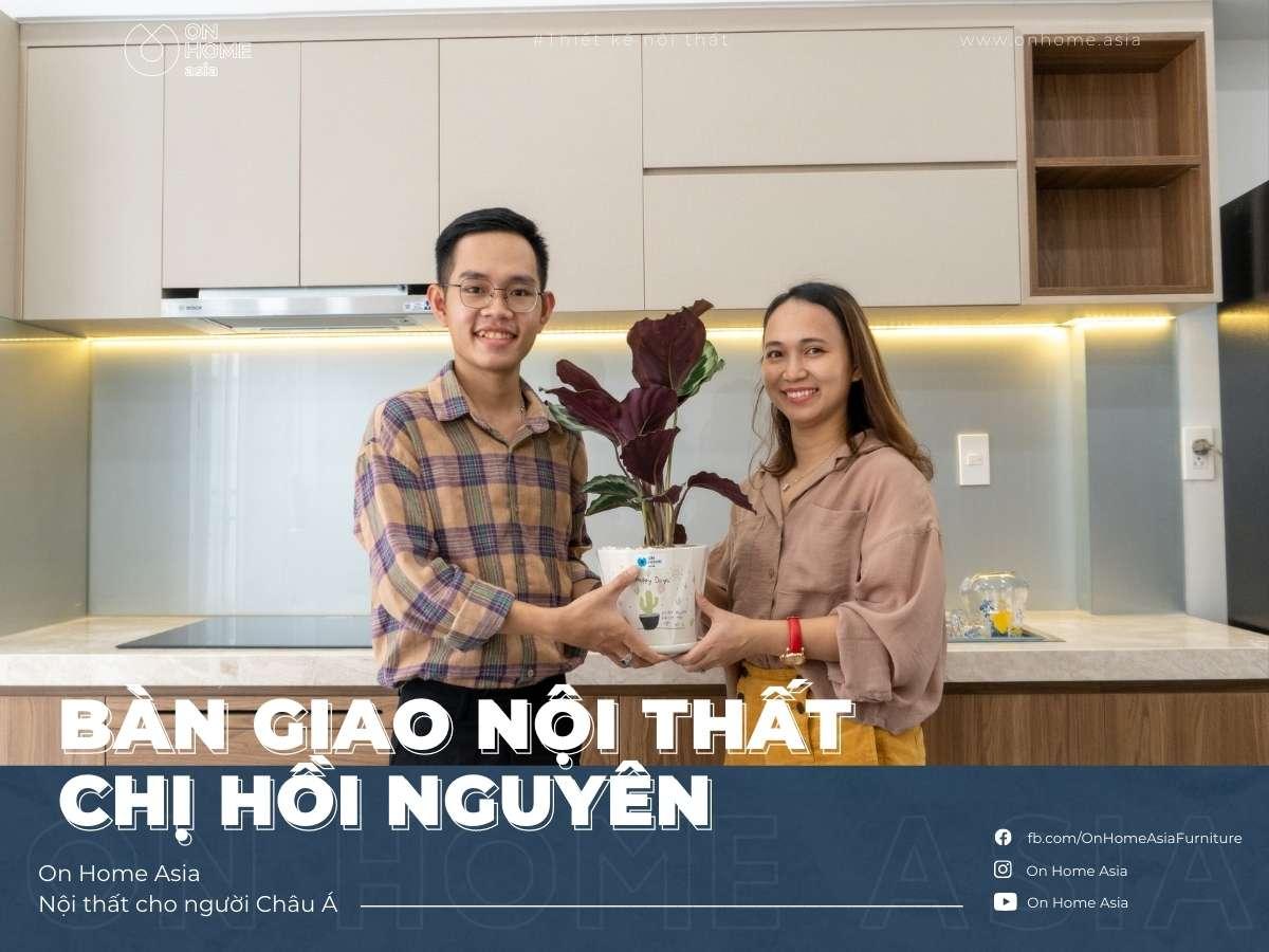 Hoi Nguyen's house interior